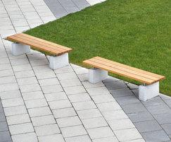 Sheldon Bench SBN304 - Ercall Wood Technical College