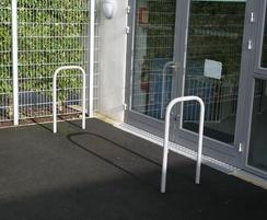 Malford Steel Hoop Door Barrier - MDB201