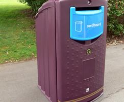 Pewsham Recycled Plastic Recycling Unit - PRU402