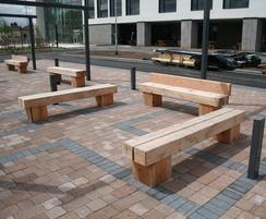 Sheldon All Timber Seat - SST306