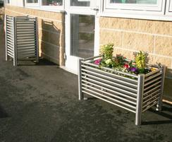 Malford Stainless Steel Planter - MPL201