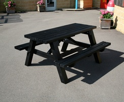 Pewsham Recycled Plastic Picnic Table & Bench - PPT401