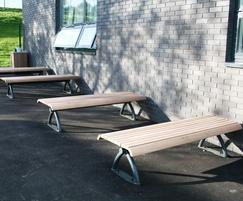 Langley Bench - LBN106