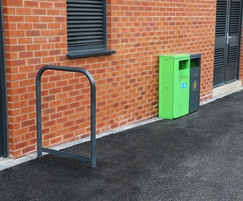 Door Barriers & Recycling Unit - MDB203 & MRU201