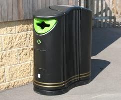 Pewsham Recycled Plastic Recycling Unit - PRU400