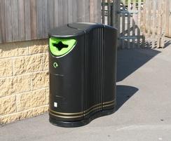 Pewsham Recycled Plastic Recycling Unit - PRU4000