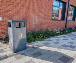Malford Litter Container - MLC209