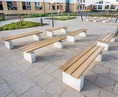 Sheldon benches - SBN304
