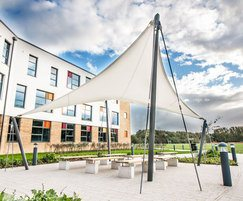 Pewsham tensile canopy - PTC401