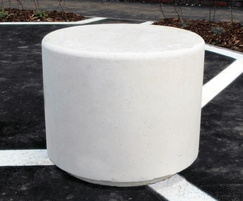 Pewsham Pre Cast Concrete Cylindrical Bench Pod PBN410