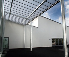 Malford Entrance Canopy - MCP201
