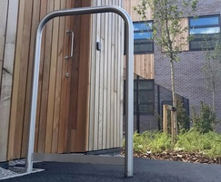 Malford Stainless Steel Door Barrier - MDB203