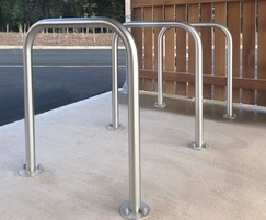 Malford Stainless Steel Cycle Hoops - MCR200