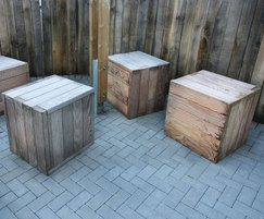 Sheldon Timber Cubes - SBN314