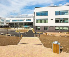 External furniture for Great Western Academy, Swindon