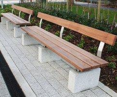 Sheldon Timber Seats - SST302