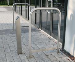 Malford Stainless Steel Door Barriers - MDB203