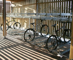 Malford cycle racks - MCR205