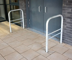 Malford Steel Hoop Door Barrier - MDB200