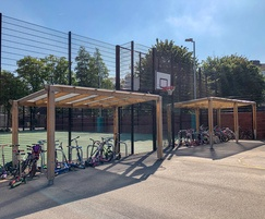 Sheldon Cycle Shelter - SCS301