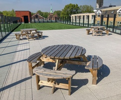 Sheldon Picnic Table - SPT306