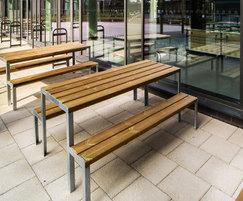 Sheldon picnic tables - SPT317