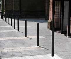 Bollard manufacturers | EXTERNAL WORKS