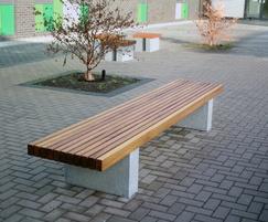 Langley Bench - LBN113