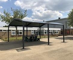Pewsham Tensile Canopy - PTC403
