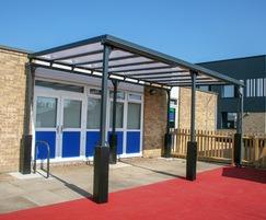 Malford Steel Canopy - MCP208