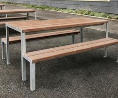 Sheldon Picnic Table - SPT317