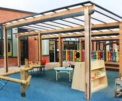 Sheldon Timber Canopy - SPG326
