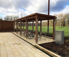 Cycle parking solution for University campus