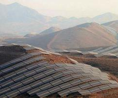 100MW Solar Farm in Hebei Province, China
