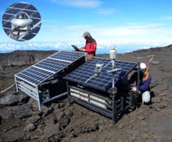 Delta T Devices SPN1 Sunshine Pyranometer