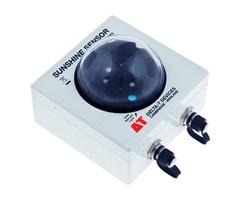 The BF5 Sunshine Sensor for measuring solar radiation