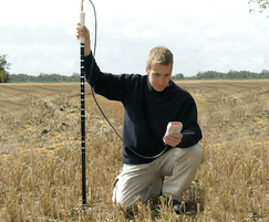PR2 soil moisture profile probe
