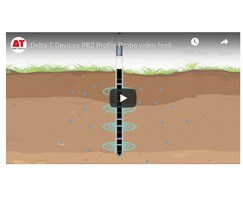 Delta-T Devices: New video – Introduction to the PR2 Profile Probe