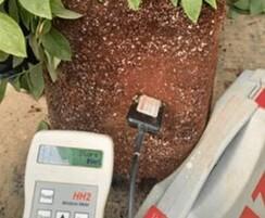 WET-2 sensor and HH2 Moisture Meter readout unit