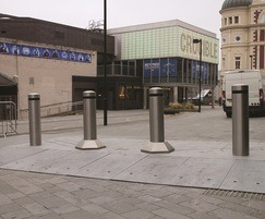 Macs Automated Bollard Systems: Macs now supplies Heald's Matador sliding bollard system