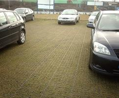 GF 40 grassed - car park - 100% recycled
