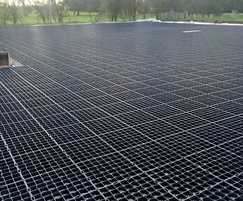 100m2 can be laid in approx 1 hour by 2 men