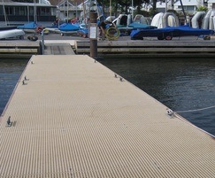 Yacht Harbour Decking