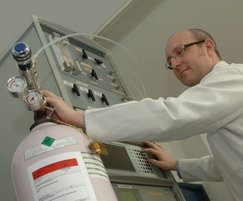 Gases for laboratories