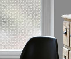 Persia Arabic patterned window film