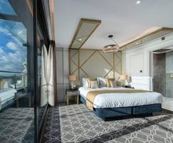 Bespoke hotel bedroom suites