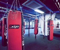 Primal Gym boxing area