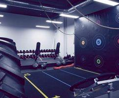 vibration control tiles - Primal Gym