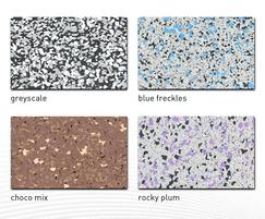 SPORTEC® Variant flooring standard colours
