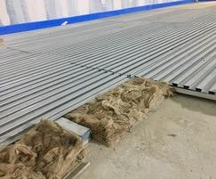 TVS RESi Concrete floating floor system